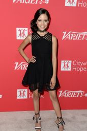 Jenna Ortega - Variety's Power of Latino Cocktail Reception 9/28/2016