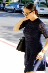 Jennifer Garner - Out in Brentwood 9/11/2016