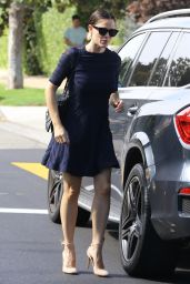 Jennifer Garner - Out in Brentwood 9/11/2016