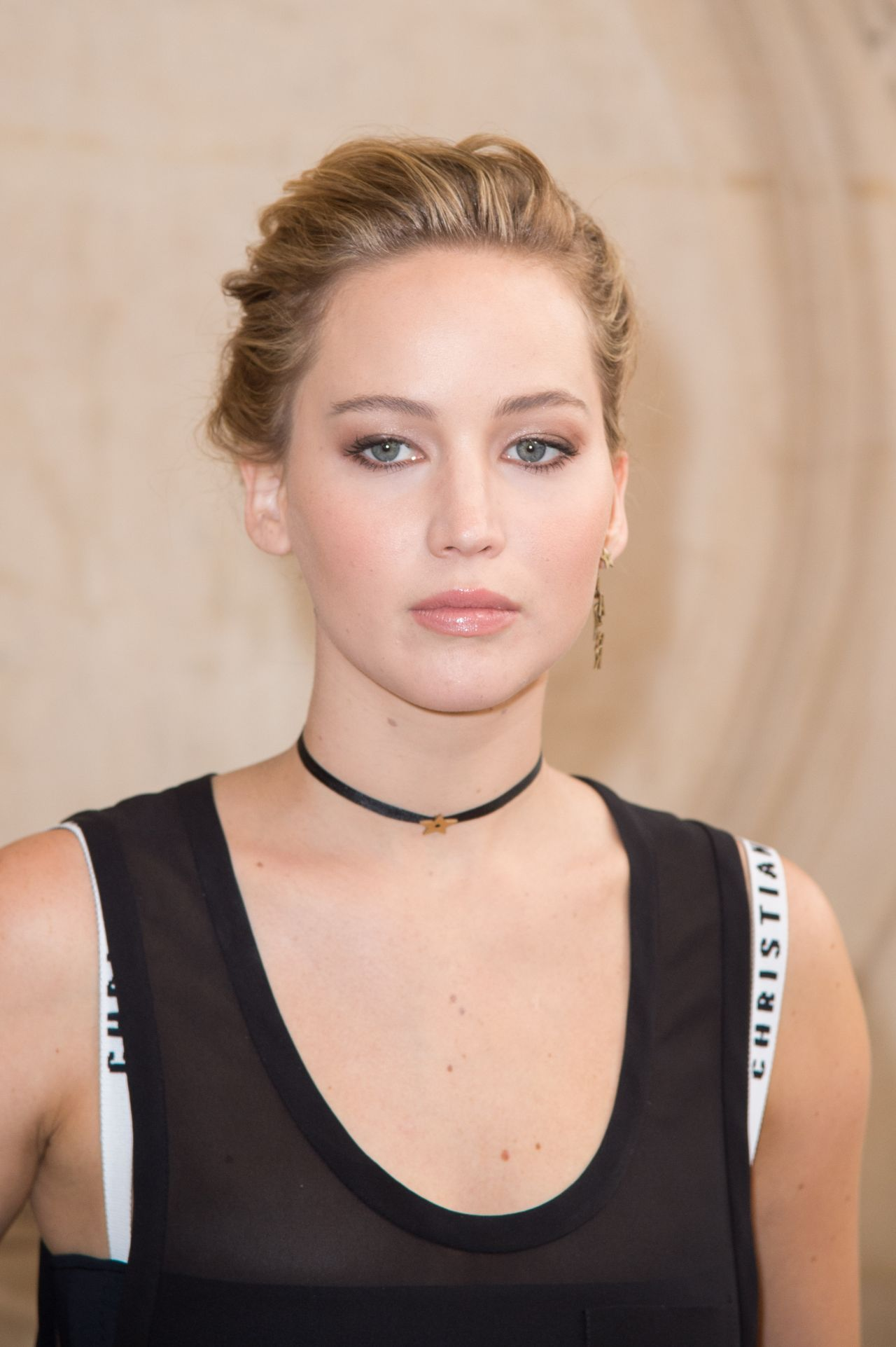 Jennifer Lawrence - Christian Dior Show at Paris Fashion ... Jennifer Lawrence