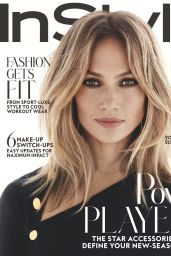 Jennifer Lopez - InStyle Magazine Australia October 2016 Issue