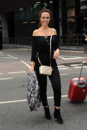 Jennifer Metcalfe - Out in London 9/6/2016