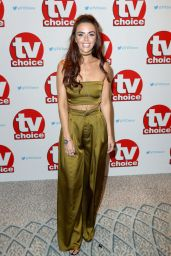 Jennifer Metcalfe – TV Choice Awards in London 9/5/2016