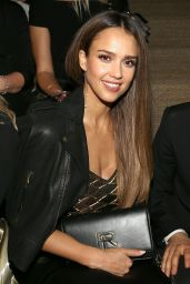 Jessica Alba - Ralph Lauren Fashion Show in New York City 9/14/2016