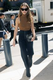 Jessica Alba Style - NYC, September 2016