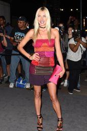 Jessica Hart – Tom Ford Fashion Show – New York Fashion Week, 9/7/2016