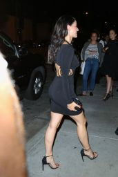 Jessica Lowndes Night Out Style - Catch in West Hollywood 9/27/ 2016