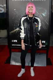Jessica Michel – 'Halloween Horror Nights' Opening Night in Universal City 9/16/2016