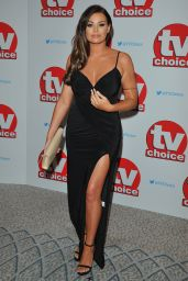 Jessica Wright – TV Choice Awards in London 9/5/2016