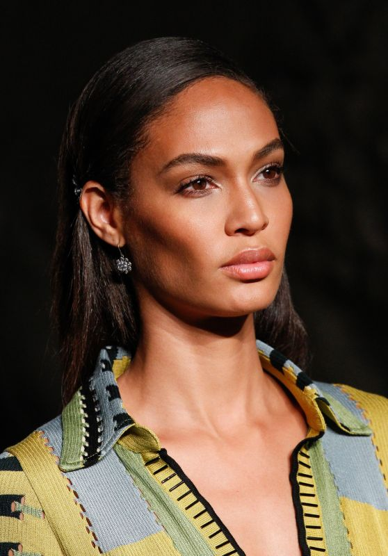 Joan Smalls - Bottega Veneta S/S 2017 Show in Milan, September 2016