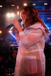 Joanna Jojo Levesque Performing at MTV