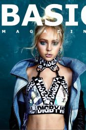 Jordyn Jones - Basic Magazine September 2016 Issue
