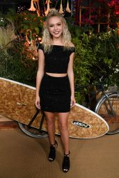 Jordyn Jones – Teen Vogue Young Hollywood Party in Los Angeles 09/23/2016