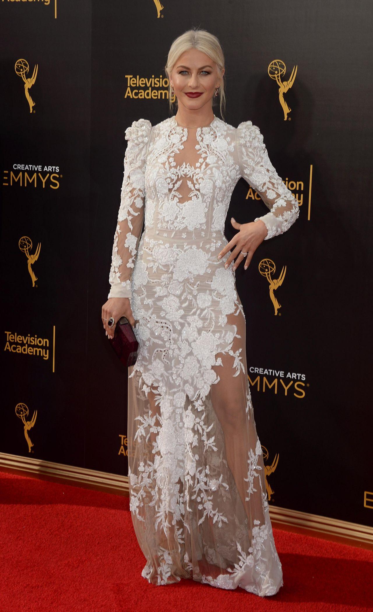 Julianne Hough - Creative Arts Emmy Awards 2016 in Los ...