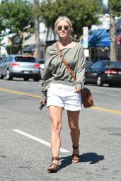 Julianne Hough - Out for Lunch in Los Angeles 9/17/2016