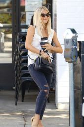 Julianne Hough - Out in Studio City 9/2/2016