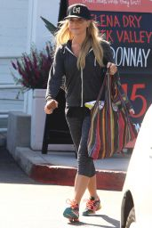 Julie Benz - Shopping at Bristol Farms Beverly Hills 9/8/2016