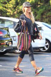 Julie Benz - Shopping at Bristol Farms Beverly Hills 9/8/2016
