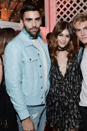 Kaia Gerber – Teen Vogue Young Hollywood Party in Los Angeles 09/23/2016