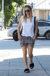 Kaley Cuoco Street Style - Out in Los Angeles - 9/26/ 2016