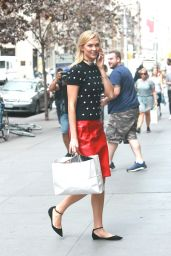 Karlie Kloss Outfit Ideas - NYC 9/7/2016