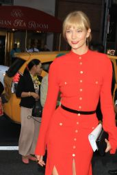 Karlie Kloss  – The Daily Front Row's Fashion Media Awards 2016 in NYC