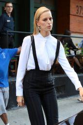 Karolina Kurkova Style Inspiration - New York City 09/12/2016