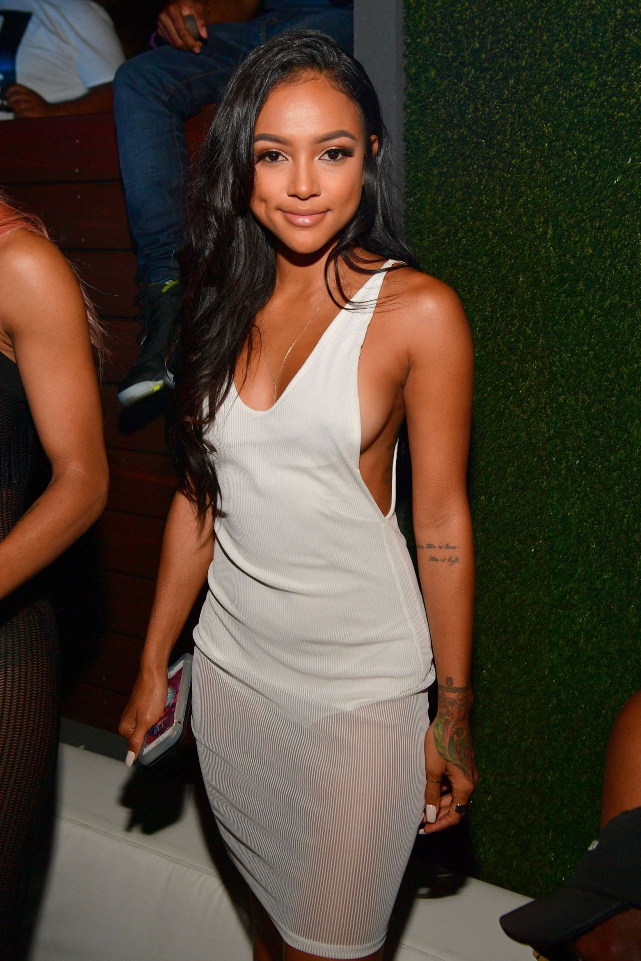 Karrueche Tran Ludaday Weekend Takeover In Atlanta 9 3