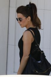 Kate Beckinsale at Her Home in Los Angeles 9/7/2016