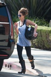 Kate Beckinsale Street Style - Out in LA 9/13/2016