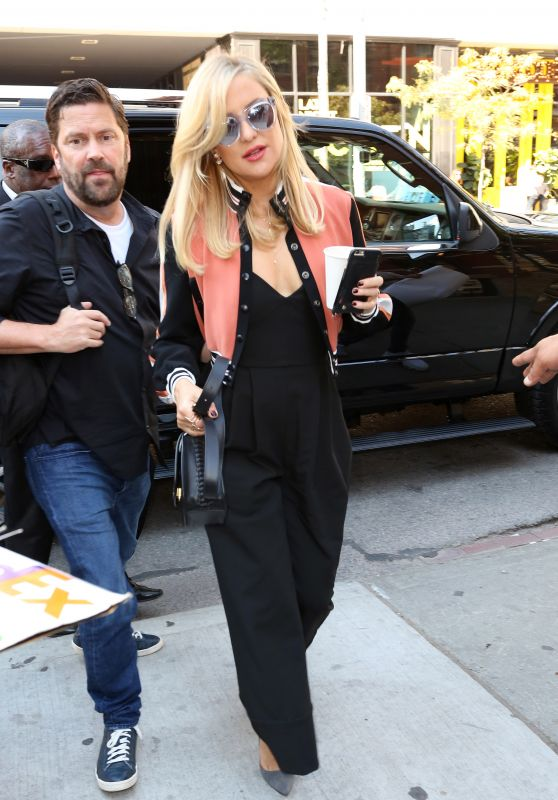 Kate Hudson - Out in Toronto 9/13/2016