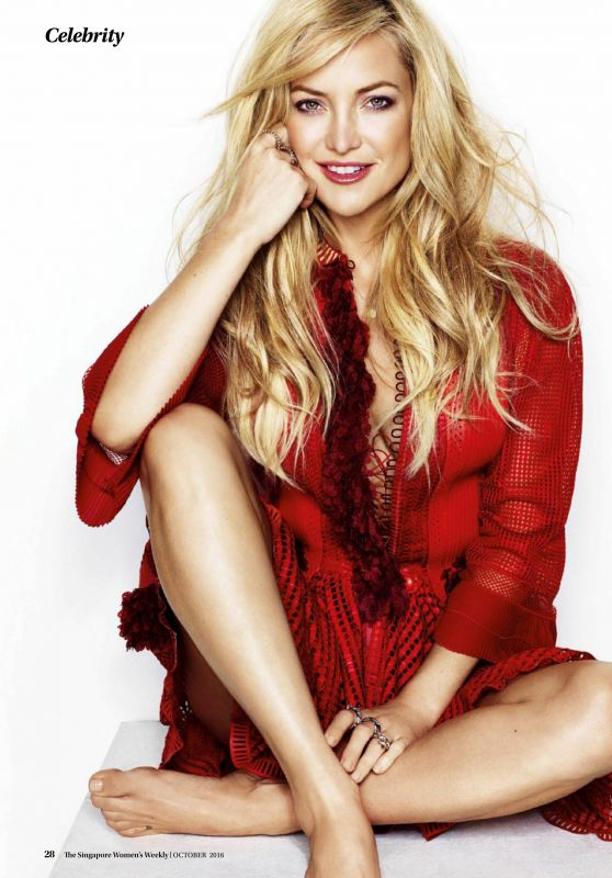 Kate Hudson - The Singapore Women