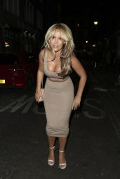Kate Wright – Hang Dr Party in London 9/20/2016