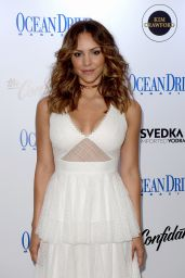 Katharine McPhee - Celebrates the September cover of Ocean Drive Magazine in Miami Beach 9/23/ 2016