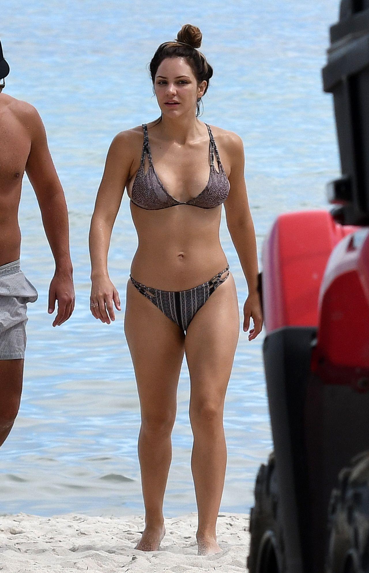 Katharine McPhee in a Bikini