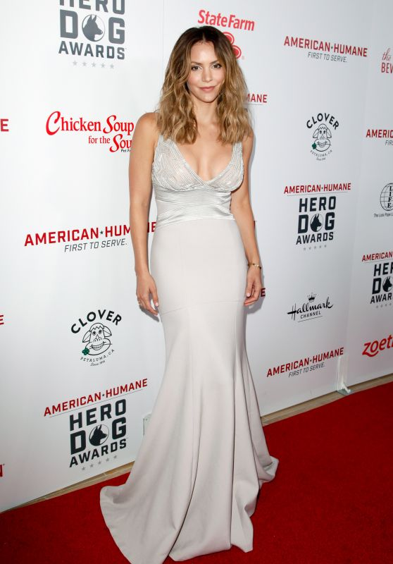 Katharine McPhee - Sixth Annual American Humane Association Hero Dog Awards in Beverly Hills 9/10/2016