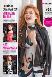 Katherine McNamara & Emeraude Toubia - Seventeen Magazine Mexico October 2016 Issue