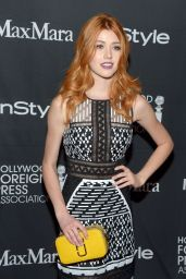 Katherine McNamara - TIFF/InStyle/HFPA Party at 2016 Toronto International Film Festival
