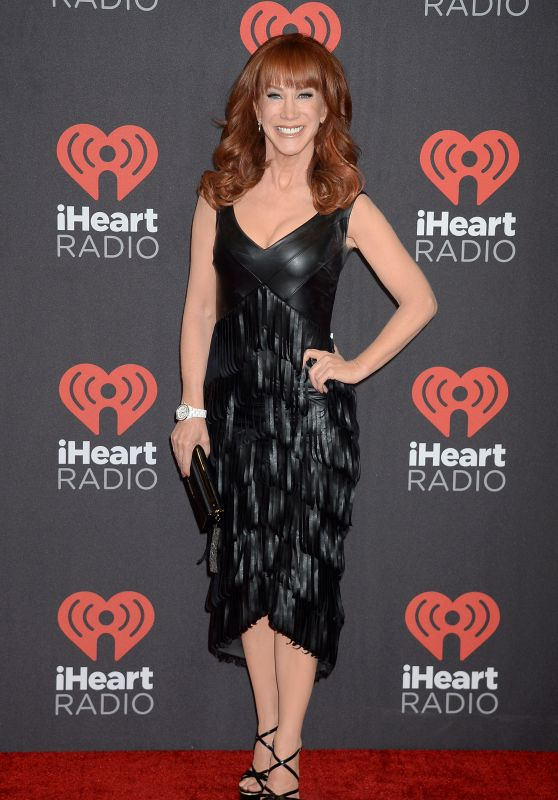 Kathy Griffin - iHeartRadio Music Festival Night in Las Vegas 9/24/ 2016