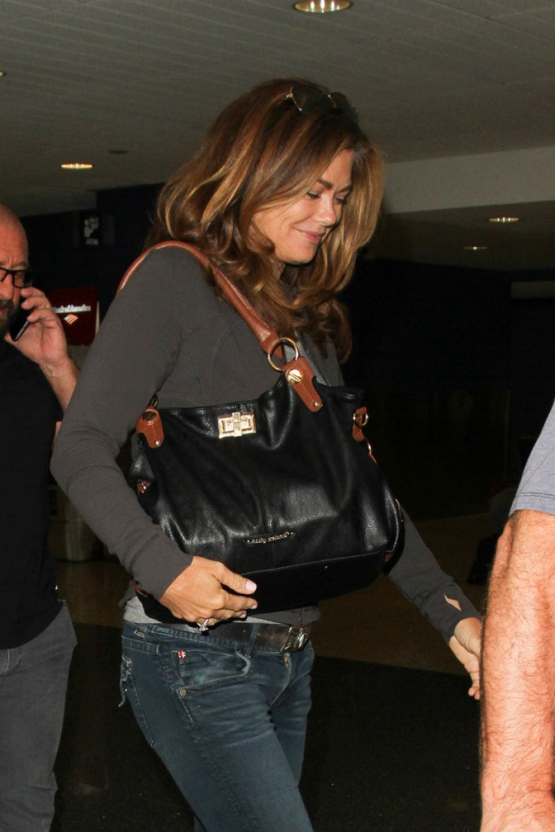 Kathy Ireland at LAX A... Reese Witherspoon