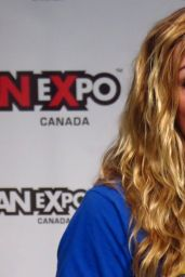 Katie Cassidy - Fan Expo Canada Panel 9/3/2016