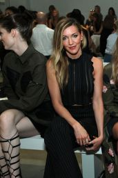 Katie Cassidy - Marissa Webb Event at New York Fashion Week 9/8/2016