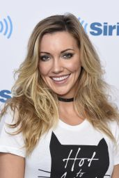 Katie Cassidy - SiriusXM Studio in New York City 9/9/2016