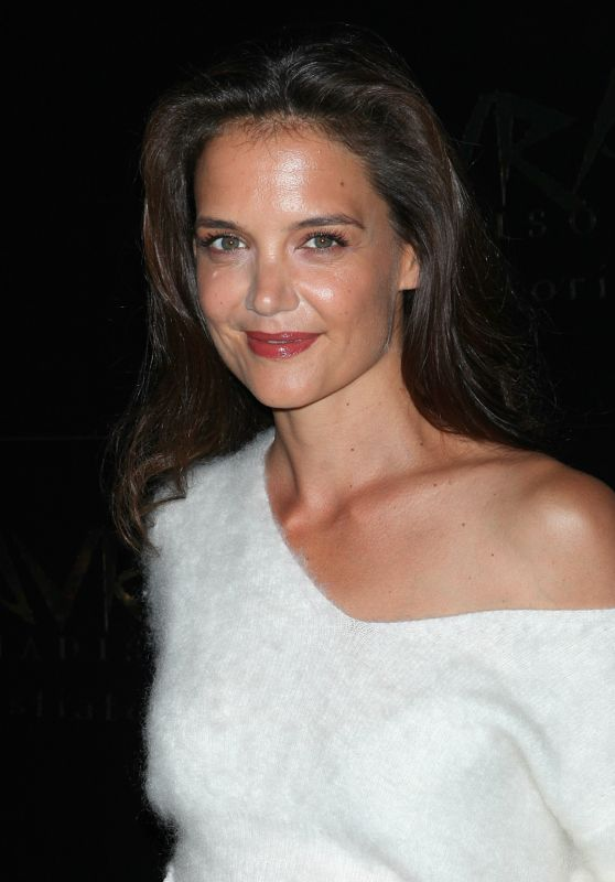Katie Holmes - Arva Madison Grand Opening in New York City 9/9/2016