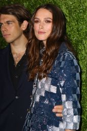 Keira Knightley - Chanel Fine Jewelry Dinner at Jewel Box, Bergdorf Goodman NYC 9/6/2016