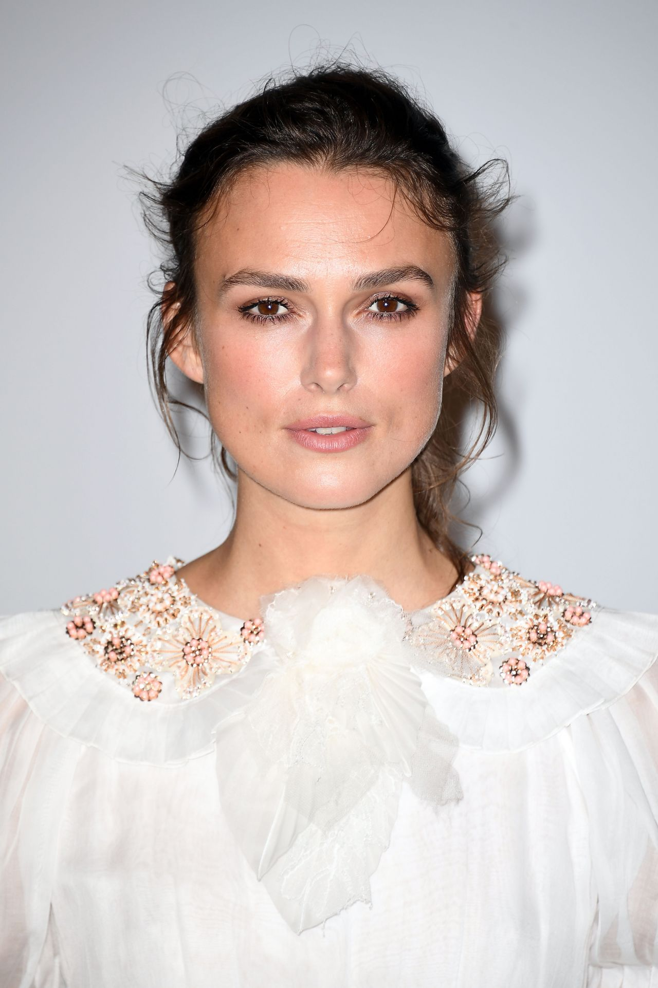 Keira Knightley - 'Culture CHANEL' Exhibition Opening at ... Keira Knightley
