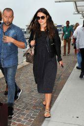 Keira Knightley - Leaving Venice, Italy 9/16/2016