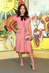 Kelli Berglund – Alice + Olivia by Stacey Bendet SS 2017 Show in New York 9/13/2016