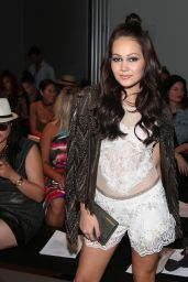 Kelli Berglund - Custo Barcelona Fashion Show - New York Fashion Week 9/11/2016