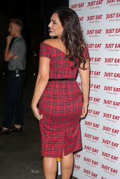 Kelly Brook - Just Eat Event in London, UK 9/29/ 2016